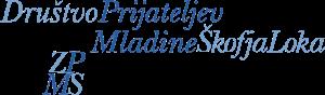 Društvo prijateljev mladine Škofja Loka Logo